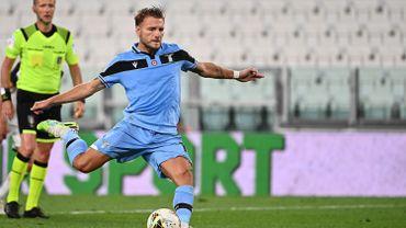 Immobile inscrit d'un triplé avec la Lazio, Jordan Lukaku à l'assist