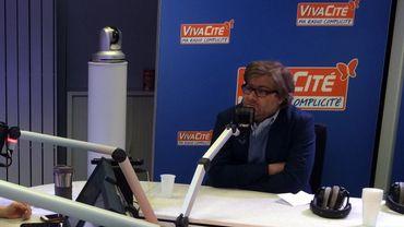 """Antoine Wilhelmi, de l'association d'habitants survolés """"Pas Question"""" attend beaucoup de ce changement ministériel."""