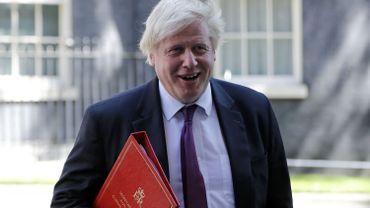 """""""Il n'est pas trop tard pour sauver le Brexit"""", selon Boris Johnson"""