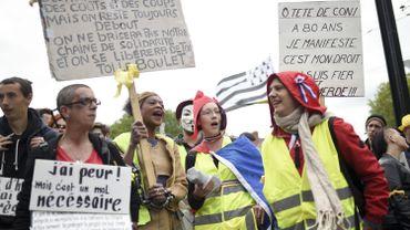 Elections 2019 : les gilets jaunes dimanche à Bruxelles pour dénoncer la « dictature européenne »