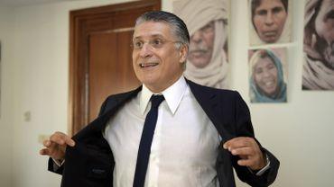 Nabil Karoui est inculpé pour fraude fiscale et blanchiment d'argent est toujours sous les verrous.