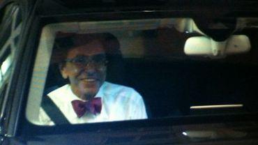 Elio Di Rupo avait le sourire en quittant le 10 rue de la Loi