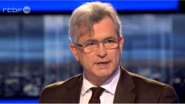 """Bernard Clerfayt: """"Un débat, c'est bon pour un parti"""""""