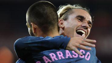 Yannick Carrasco buteur avec l'Atlético et vainqueur à Bilbao