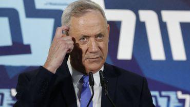 Israël: Gantz préféré à Netanyahu pour former un gouvernement