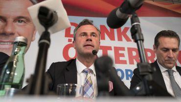 Le candidat d'extrême droite à la présidentielle autrichienne évoque un référendum sur l'UE