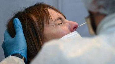 Plus de tests en 10 jours au Centre bruxellois Pachéco que durant le mois de décembre