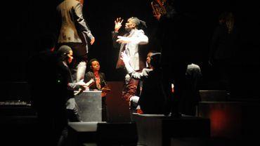 """""""Requiem pour L."""" Fabrizio Cassol et Alain Platel"""