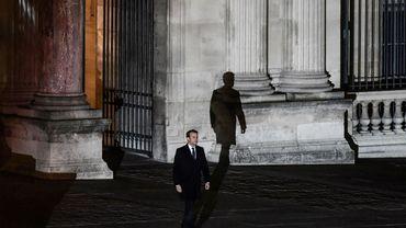 Emmanuel Macron, inconnu du grand public il y a 3 ans, a été élu avec 66,06% des voix