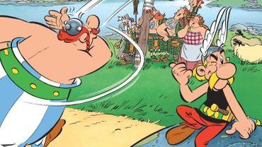 """""""Astérix chez les Pictes"""" a été tiré à deux millions d'exemplaires pour la France"""