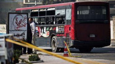 Attentat contre un bus au Caire