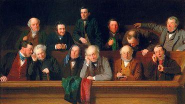 Le Jury, par John Morgan