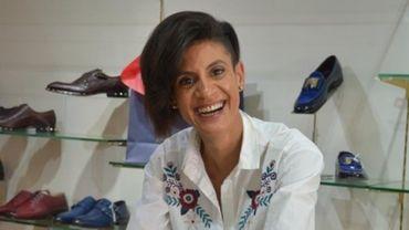 L'Arlonaise Jacqueline Volckaerts s'est lancée dans la mode à Paris !