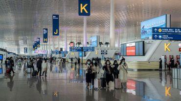 Coronavirus: L'équipe de l'OMS est arrivée à Wuhan pour enquêter sur l'épidémie