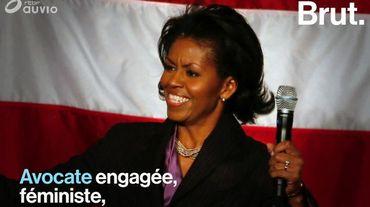 """Michelle Obama: retour sur la carrière engagée de la première """"Black First Lady"""""""