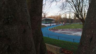 Le club d'athlétisme de Wallonie cherche des financements pour rénover sa piste d'athlétisme et son éclairage autour du stade.