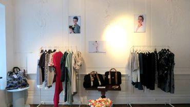 Situé en plein centre de Liège, l'espace FirstFace propose des produits de jeunes créateurs belges et du coaching en image. C'est le projet déjà abouti d'une étudiante entrepreneuse de l'Université de Liège, Anne-Sophie Dhaene