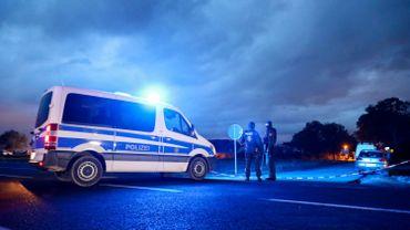 Fusillade en Allemagne: le suspect a été arrêté