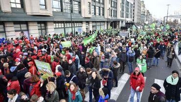 La Confédération européenne des syndicats dit stop à l'austérité