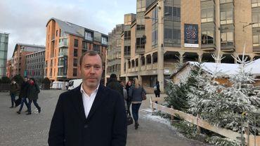 Cédric Jacquet (OLLN 2.0) verrait bien Louvain-la-Neuve accueillir le conférence internationale sur le climat en 2020.