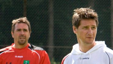 Lorenzo Staelens et Glen De Boeck