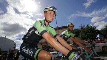 Cyclisme: Wilco Kelderman
