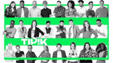 Tipik, nouveau média digital, TV et radio