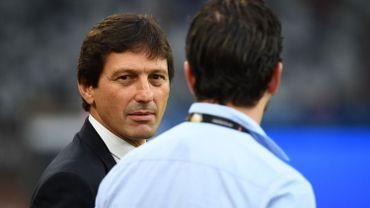 Cavani, Mbappé, Tuchel... Leonardo défend les intérêts du PSG