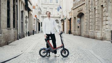 Les petits vélos électriques Wheels débarquent à Bruxelles