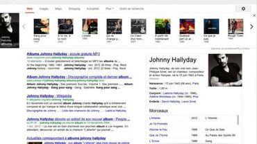 Les pages de résultats de Google s'enrichissent de nouvelles informations