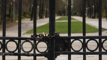 Plusieurs parcs bruxellois encore fermés à cause du vent