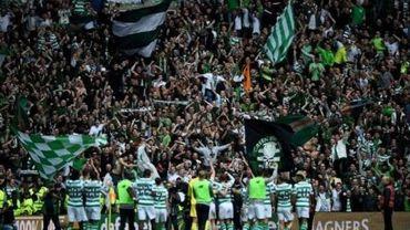 Le Celtic, sans Boyata, champion d'Ecosse pour la 50e fois de son histoire