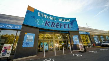 La chaîne belge Krëfel acquise par le groupe français Boulanger