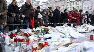 Fusillade à Strasbourg: une cinquième victime a succombé à ses blessures