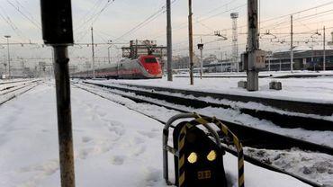 Trains en Italie