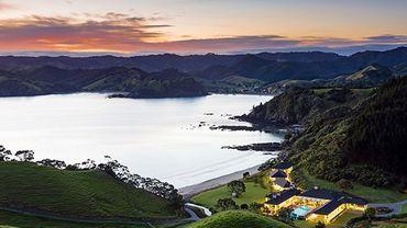 Helena Bay Lodge, Nouvelle-Zélande - 1er ©Courtesy of Helena Bay Lodge