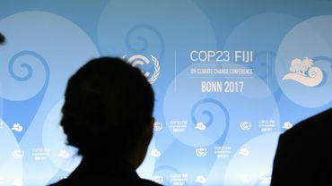 """Fin de la COP23: """"On ne va pas assez loin, pas assez vite"""""""