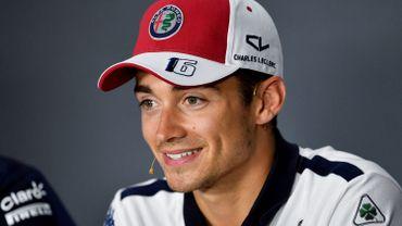 "Charles Leclerc ""prêt"" pour Ferrari"