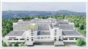 Projet de rénostruction au CHR Citadelle