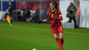 Anderlecht frappe fort et attire Tessa Wullaert