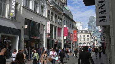 La Région bruxelloise réfléchit aux mesures à prendre pour attirer les entreprises et commercees sur son territoire (illustration).
