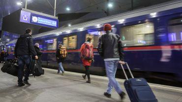 Les trains de nuit entre Bruxelles et Vienne devraient rouler dès la mi-janvier (2)