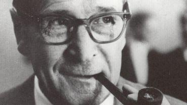 Georges Simenon en 1978