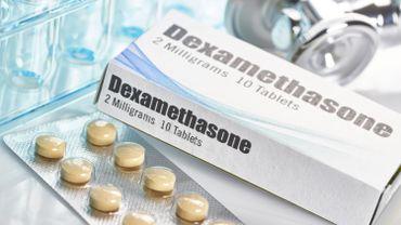 Coronavirus: le dexaméthasone, efficace contre les formes graves, ne doit pas être donné au début de la maladie