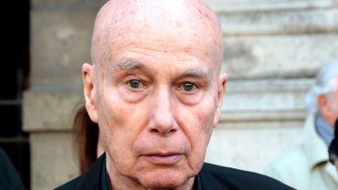 Gabriel Matzneff est aujourd'hui âgé de 83 ans.