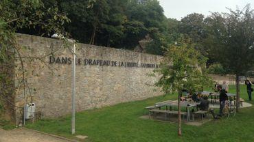 """Liège: un """"Mur des Libertés"""" en mémoire des réfugiés espagnols"""