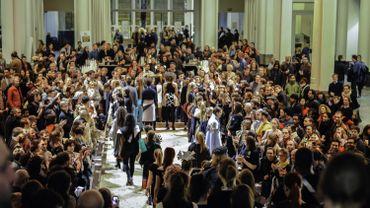Record battu pour la nuit des musées de Bruxelles avec 17.000 visiteurs