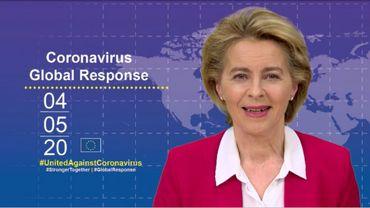 Coronavirus : le téléthon mondial organisé par l'Union européenne atteint 9,5 milliards d'euros