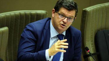 Le ministre flamand Bart Tommelein renoncera à ses fonctions fin décembre