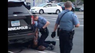 L'arrestation de George Floyd